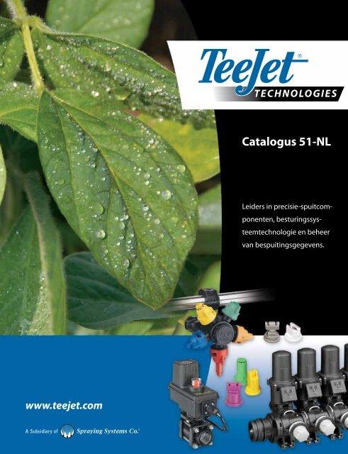 Catalogus 51-NL - TeeJet
