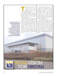PECAS Vision for Firstan - Radius