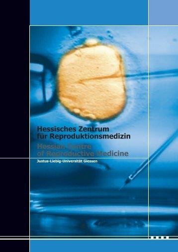 Broschüre des Hessischen Zentrums für Reproduktionsmedizin