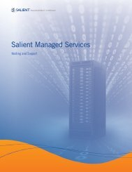 Salient Managed Services