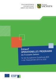 Programmentwurf ESF 2014 - 2020 [Download,*.pdf, 2,02 MB]