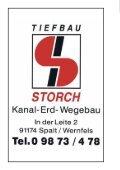 Vorwort zur Festschrift 100 Jahre TSV Wernfels - Page 6