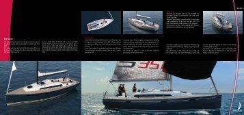New Salona 35 - Salona Yachts
