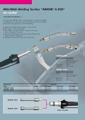 MIG/MAG Welding Torches - Page 4
