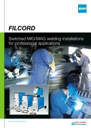 filcord - Welding Equipment & Cutting Services Ltd.