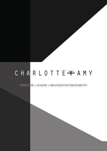 Charlotte-Amy Portfolio and Curriculum Vitae