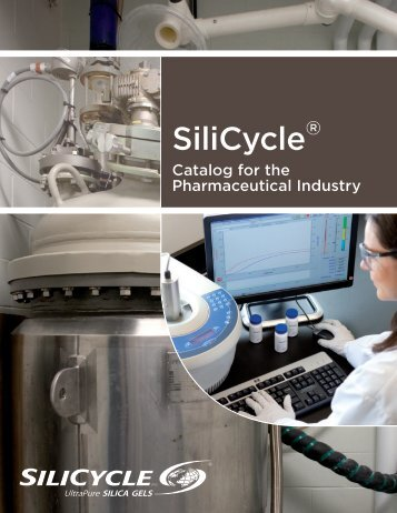 SiliCycle - Brunschwig-ch.com