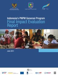 Final Impact Evaluation Report 2011 - psflibrary.org