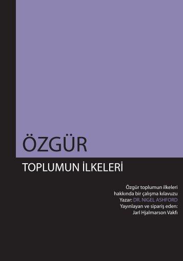 ÖZGÜR - Jarl Hjalmarson Foundation