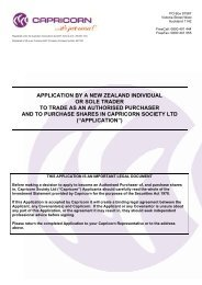 New Zealand Sole Trader - Application to Trade as an Authorised ...