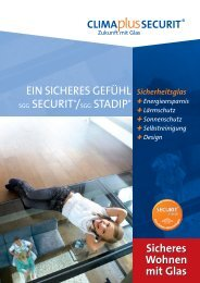 prospekt Climaplus - Glas Herzog GmbH