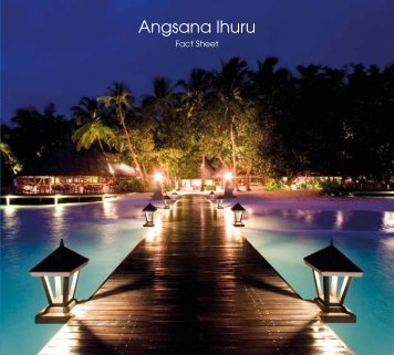 Angsana Ihuru - New Shan Travel