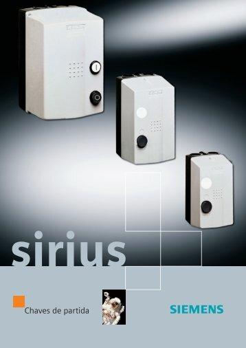 Chaves de Partida SIRIUS - Industry