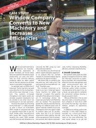 Case Study - USGlass Magazine