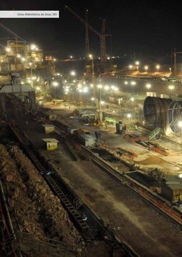 Usina Hidrelétrica de Jirau | RO