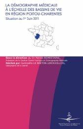 Atlas 2011 de la région Poitou-Charentes - Conseil National de l ...