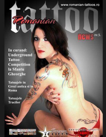 In curand: Underground Tattoo Competition la Sfantu Gheorghe