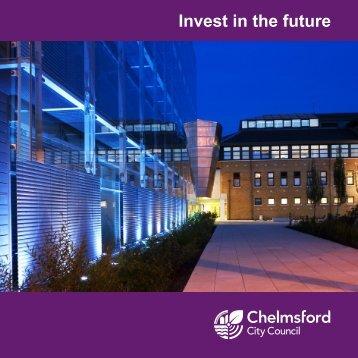 Invest in the future - Chelmsford Borough Council