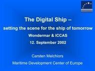 The Digital Ship –