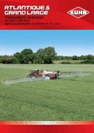 atlantique & grand large - Kuhn do Brasil Implementos Agricolas
