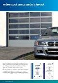 Katalog - průmyslová vrata (formát .pdf) - Garážová vrata Trido - Page 2