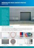 Katalog - průmyslová vrata (formát .pdf) - Garážová vrata Trido - Page 4
