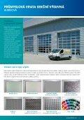 Katalog - průmyslová vrata (formát .pdf) - Garážová vrata Trido - Page 5