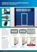 Katalog - průmyslová vrata (formát .pdf) - Garážová vrata Trido - Page 6