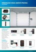 Katalog - průmyslová vrata (formát .pdf) - Garážová vrata Trido - Page 7