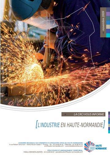 L'industrie en Haute-Normandie - SIE