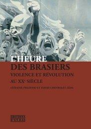 L'HEURE DES BRASIERS