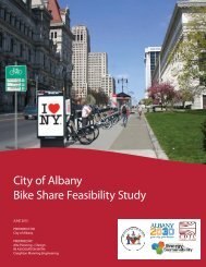 Bike Share Feasibility Study - Capital District Transportation ...