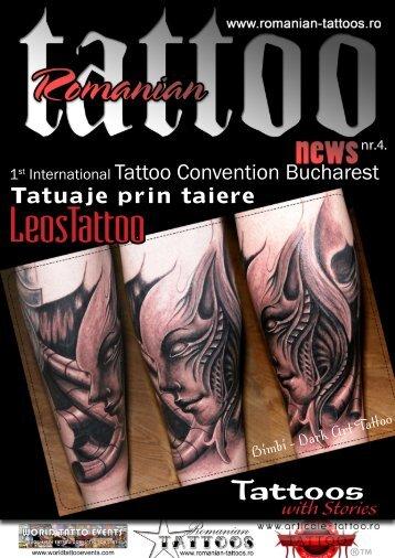 Tricouri noi de la romanain-tattoos.ro!