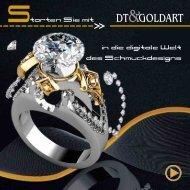 digitale Welt des Schmuckdesigns - DT-Goldart