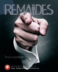 Remaides - Groupe sida Genève