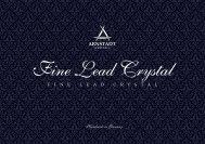Katalog 2012 downloaden - Arnstadt Kristall