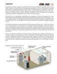 Utilizando el reconocido agente FM-200 de la industria - Page 3