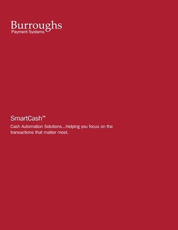 Smartcash Specification Sheet - Burroughs