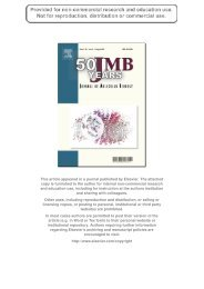 Author's personal copy - Experimental Oncology Graduate Study