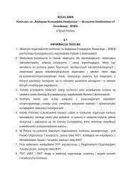 Regulamin i karta zgłoszenia