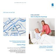 Download (PDF, 2346 KB) - Sana Krankenhaus Gerresheim