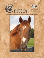 ALL PAGES June 2013-E - Critter Magazine