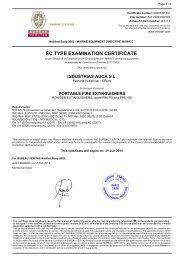 EDP 671594 MED Module B Certificate