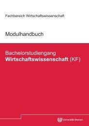 Modulhandbuch_WiWi_KF SS 12.pdf - Fachbereich ...