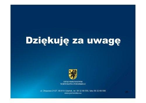Poddziałanie 8.1.1 - Departament Europejskiego Funduszu ...