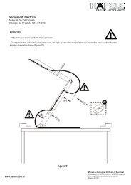 Vertical-Lift Electrical Manual de Instruções Código do Produto ...