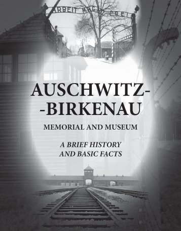AUSCHWITZ- -BIRKENAU