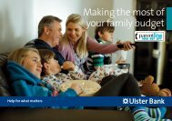 Making the most of your family budget - Parentline