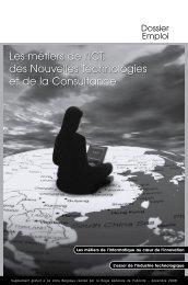 Les métiers de l'ICT, des Nouvelles Technologies et de la ... - IPM