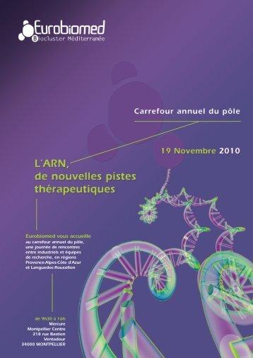 Programme complet - Eurobiomed